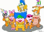The Koopalings by RoccoBertucci