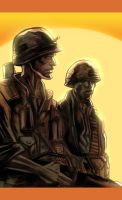 Sunset by EvanBryce