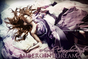 Aerith Aubergine dream by FallenSoldier-X