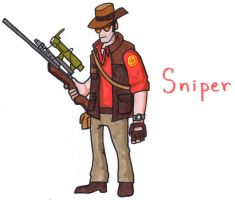 Sniper by YouCanDrawIt