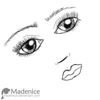 Face test by Madenice