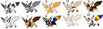 PC: Flareon Adopts CLOSED by sam-speed
