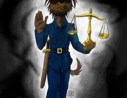 Bringer of Justice by t3h-puppeteer