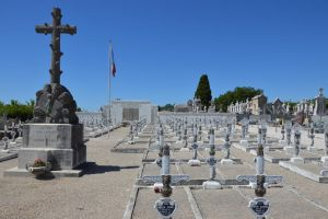 Military cemetery of the 1st world war 3 by A1Z2E3R