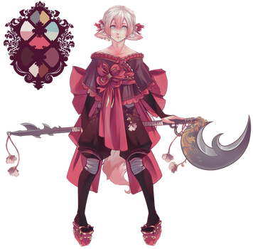 2# Adoptable Auction: ENDED by ramuramu