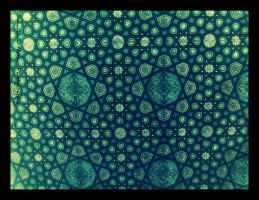 Islamic art - inverse colors i by Sula88