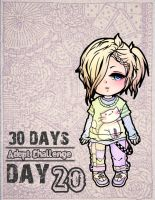 .: 30Days Adoptable Challenge - Day 20 {Closed} :. by Biiiscoito