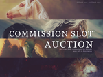 Commission Slot Auction - [Closed] by Esveeka