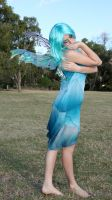 Blue Faery11 by faestock