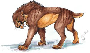 Saber tooth by the-MadDog