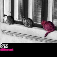 DareToBeDifferent by squ4red