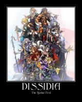 Dissidia by SpryteMage