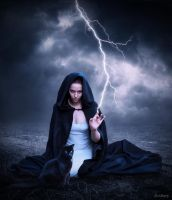 The witching hour by katmary