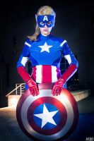 The First Avenger by Hamano--Ayumi