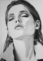 Ashley Greene by scoobylady
