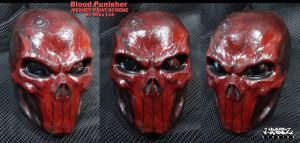 Blood Punisher 2012 Mesh Paint by Uratz-Studios
