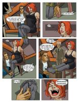 Black Widow Tickling part 1 by Dr-Willard