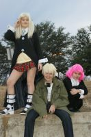 Soul Eater Cosplay by OniChick63