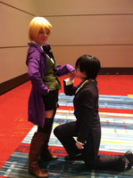 CTcon 2011- Claude and Alois by SweeneyT-DemonBarber