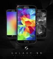 Samsung Galaxy S5 Wallpaper Pack [HD] by KevinMoses