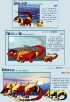 Dragon fakemon by Phoeline