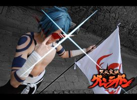 Kamina Eyecatch by Uchiha-Joey