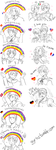 Tumblr doodles 1 .:APH:. by GYRHS
