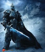 Lich King by Chaoticd38
