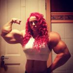 This is how you do a bicep flex by jderril