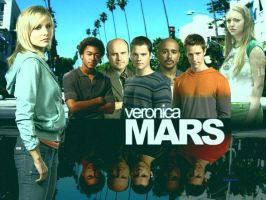 Veronica Mars and Neptunians by tibots