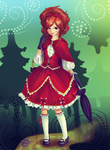 Little Red Riding Hood by linalaw