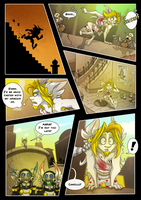 Ampere The Ordeal Page 28 by Retromissile