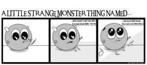 A Little Strange Monster... 3 by VerminGTi