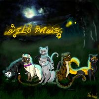 Wild Paws-Contest entry by TheIronDragonBrigade