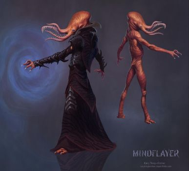 Mindflayer by M0AI