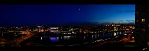Panorama Ivry-sur-Seine by instinct191