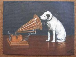 His Masters Voice by KMAP3156
