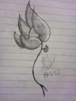 LOOK A FLOWER. :'I by AM-Amnion-PM