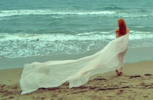 Girl of the Sea by Korff