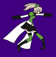 Maka Albarn the Magical Girl by scifiEnchantress