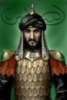 Saladin green by dashinvaine