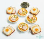 Studio Ghibli Food Charms, Set 1 by Bon-AppetEats