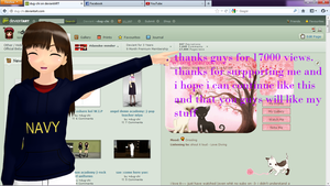 17.000 pageviews: thanks guys by dug-chi
