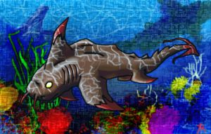 Meo Shark by cheese-puff82