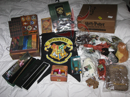 Harry Potter collection by Leathurkatt-TFTiggy