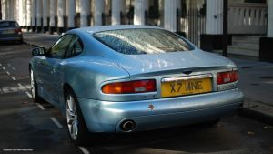 Aston Martin DB7 by ShadowPhotography