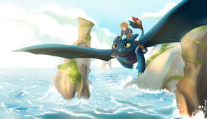 Httyd 2 by Tokio92