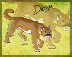 Commission  for Diego by StanHoneyThief