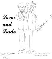 Reno and Rude by ALynnL