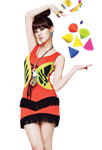 Seungyeon (KARA) png [render] by Sellscarol